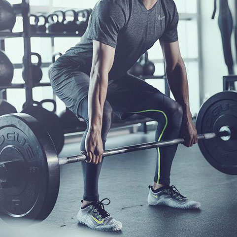 Γυμναστήριο και προπόνηση
