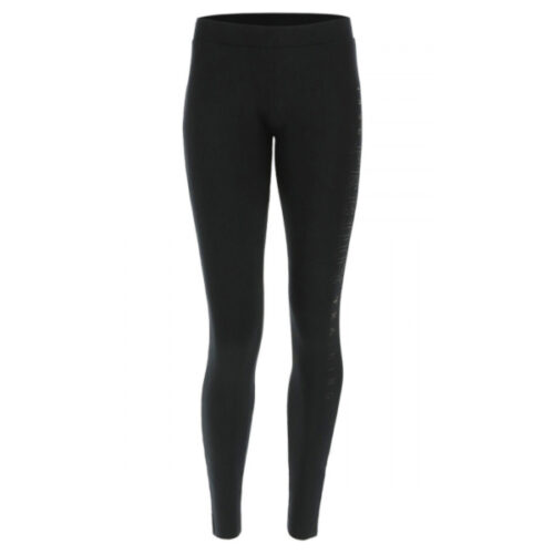leggings-donna-choose-your-look-frontale-nero